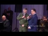 Иосиф Кобзон и Александр Захарченко - Я люблю тебя, жизнь (Концерт Иосифа Кобзона в Донецке 27.10.2014)