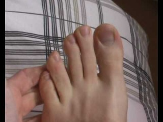 LONG TOES. mens bare feet, My Postman feet, Gay foot fetish, male feet, mens feet