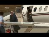Last day in Carlsbad &amp actor Robert Pattinson...