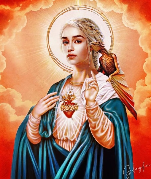 Если бы звезды были святыми или если бы святые были звездами Сочные и спорные постеры от Gedo ()