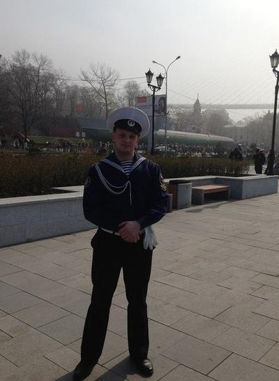 Александр Кудрявцев, 12 января , Владивосток, id16152016