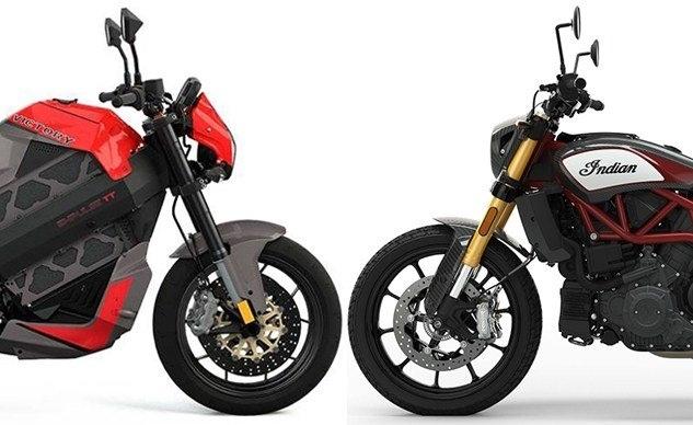 Indian зарегистрировали торговую марку EFTR для электроцикла