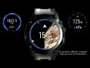 Умные водонепроницаемые часы Smart Watch Prime RAZY Android 3G