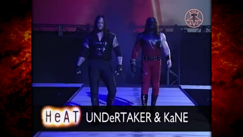 Undertaker and Kane vs LOD Raw 09.06.1998