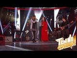 Фантастическая вокалистка Яна покорила всех своим суперномером и спела с группой Город 312