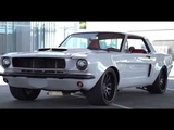 1966 Mustang Widebody War Horse Show Real