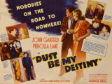 Dust Be My Destiny (1939) John Garfield, Priscilla Lane, Alan Hale