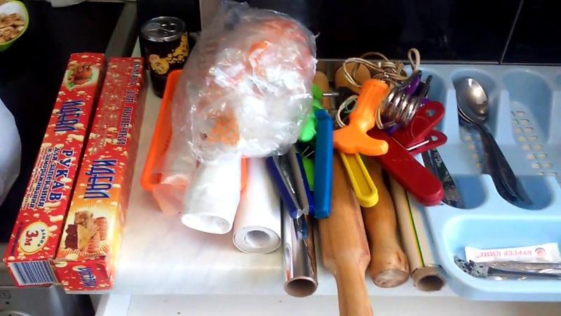 Расхламление на кухне Мотивация на уборку Размусоривание