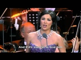 Anna Netrebko ~ O Mio Babbino Caro ~ Giacomo Puccini ~ HD.