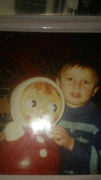 Николай Забелин, 25 февраля , Суджа, id107164381