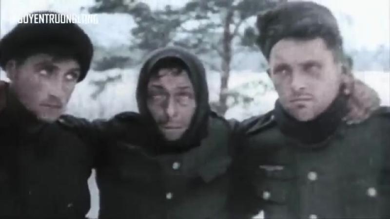 Битва за Москву 1941г в цвете Великая Отечественная война sssr istoriya hxud scscscrp