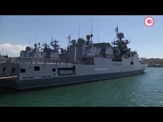 Акценты. Видео-экскурсия по легендарному фрегату «Адмирал Макаров»