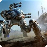 Установить  Walking War Robots