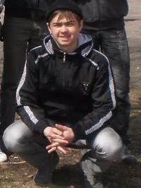 Саша Жунусов, 15 сентября 1995, Донецк, id160650755