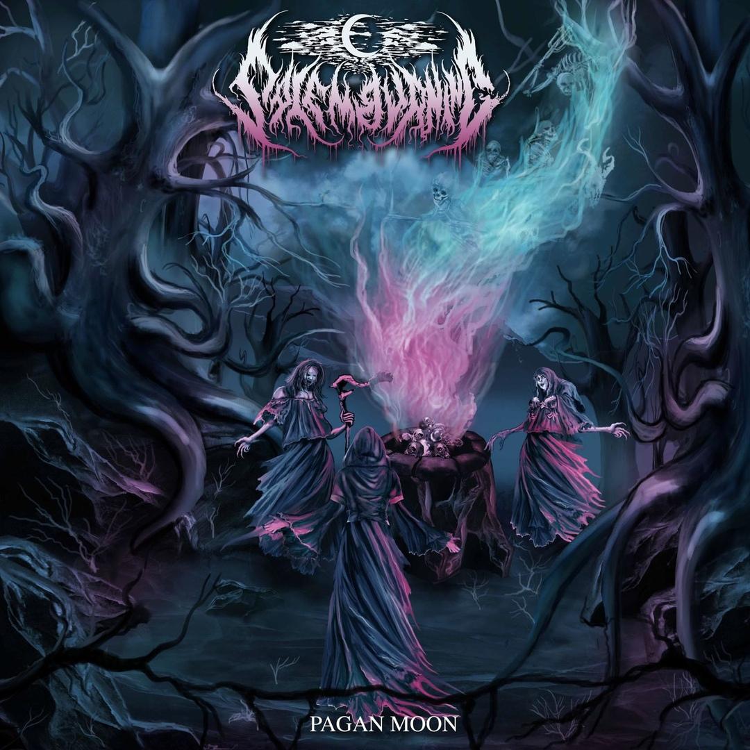 Salem Burning - Pagan Moon [EP] (2019)