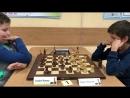 2018.09.01 (А) Субботний рапид. Марков,Николай — Захаров,Никита (1-0).