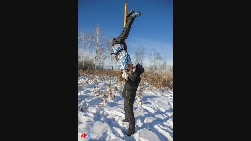 Irina Po. AT53 ProX Rope Jumping Chelyabinsk 2018 1 jump