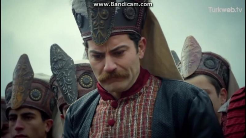 Великолепный век - Янычары оплакивают Шехзаде Мустафу