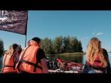 Видео о небольшом приключении на реке Волга. Travel!