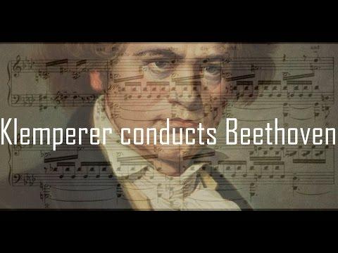 L.v.Beethoven - Symphony No.2 (with score) in D Major Op.46 - Otto Klemperer