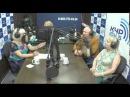 Студия FM: Артисты, юмористы и народные любимцы Артур и Фатима Кидакоевы