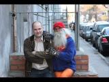 М.С. ВСПЫШКИН ( Владимир Турков ) & Никифоровна ( Дмитрий Чеков ) - La Шаурма ( ВЕЧНАЯ   ВАМ  ПАМЯТЬ !!! )