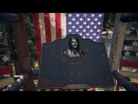 The Road Vikings - Clutch Nixon ( Far Cry 5)