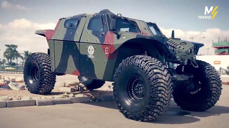 Автомобили на случай зомби апокалипсиса