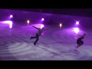 Гала-концерт Мы - Чемпионы Екатерина Боброва-Дмитрий Соловьев