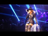 Beyonce Live I Care  in Brooklyn ( The Mrs. Carter Show World Tour )