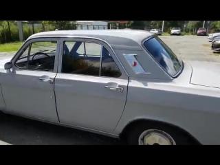 Ретро автомобиль ГАЗ-24 Волга 1979 года продается за 469000 рублей