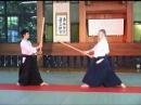 Aikido - Boken парное ката INABA MINORU KASHIMA SHIN RYU KENJUTSU-2.avi