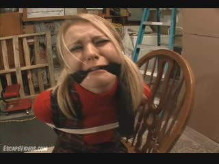 Jai Dee Madison Cleave Gagged In Socks
