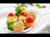 Как приготовить полезные йогуртово-фруктовые пирожные - Все буде добре - Выпуск 381 - 28.04.14