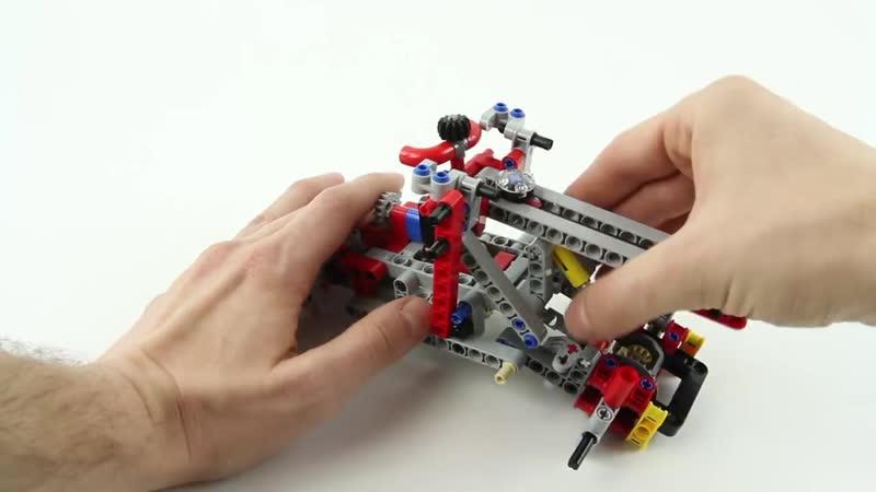 Lego Technic 42075 First Responder Lego Speed Build