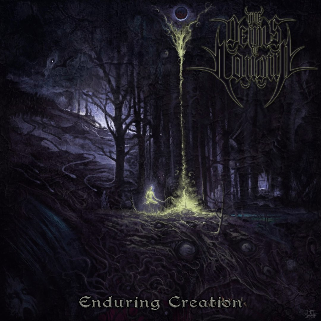 The Devils Of Loudon - Enduring Creation [EP] (2016)