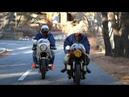 GT380、350SS Cafe Racer Short Movie カフェレーサー映像