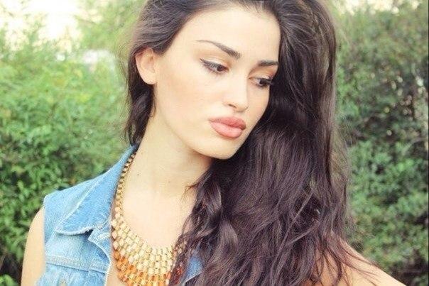 грузинки фото красивых девушек