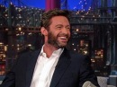 David Letterman - Hugh Jackman's Naked Spa Faux Pas While Filming The Wolverine