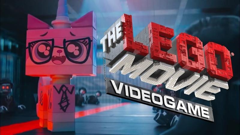 ТЕЛЕСТУДИЯ 🎬 The lego Movie Videogame