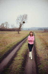 Лена Зарянова