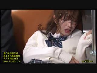 Snis-887 | самую милую школьницу изнасиловали в прям в автобусе rape, gangbang, molester, schoolgirl raped
