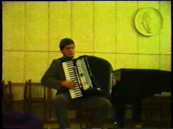 А. Кусяков - Соната № 2. Исп. Р. Бажилин