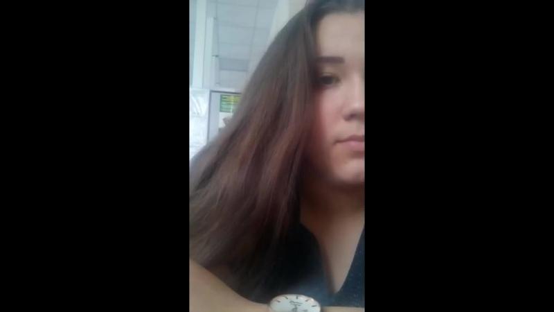 Аня Бученкова - Live