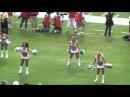 Сестра Джека Гриффо,Мкензи,танцует в чирлидинге.