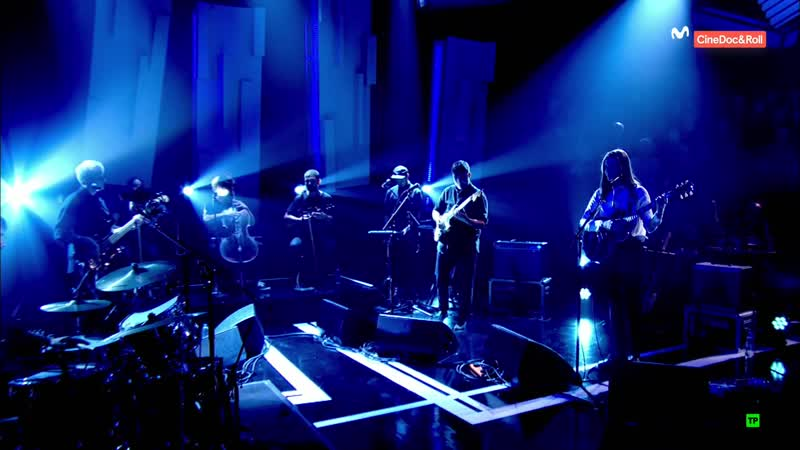 Another Sky - Avalanche / Chillers (Later... with Jools Holland 53-05 - 2018-10-23)