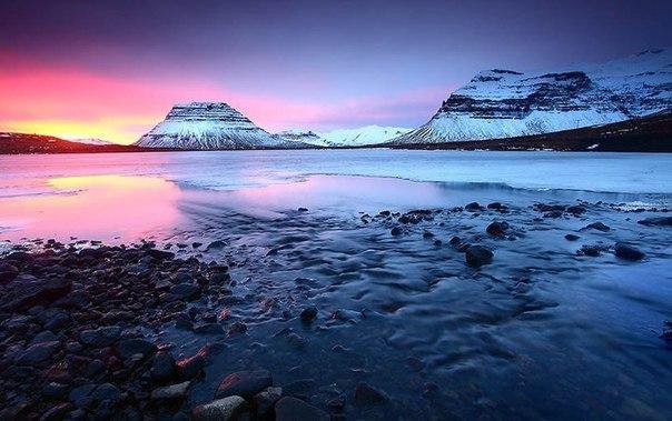 Грюндарфьордюр, Исландия