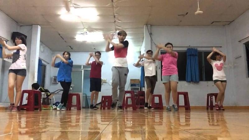 You're Pitiful - Fiestar (dance cover by Bin Gà Class)