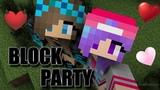 Шансон МИНИ ИГРЫ - Minecraft BLOCK PARTY