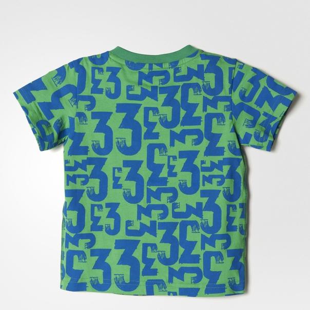 Комплект: футболка и шорты Country Summer image 3